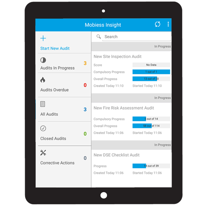 Insight, mobile forms solution