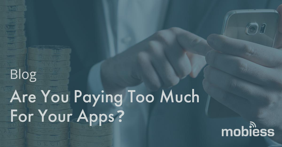 Are you paying too much for your SAAS apps?