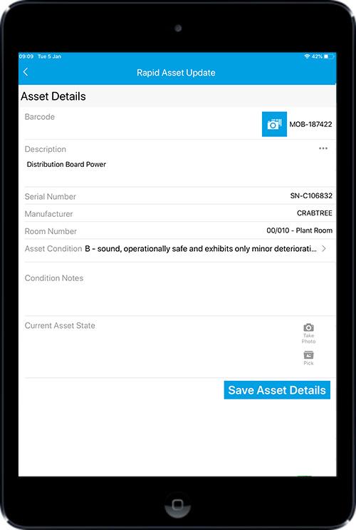 Asset Validation Pricing