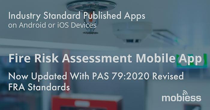Fire Risk Assessment Mobile App