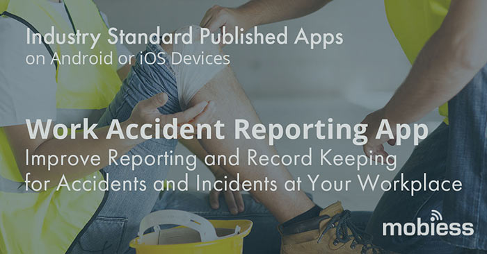 Work Accident Reporting App