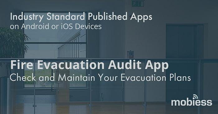 Fire Evacuation Audit App