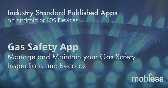Gas Safety App