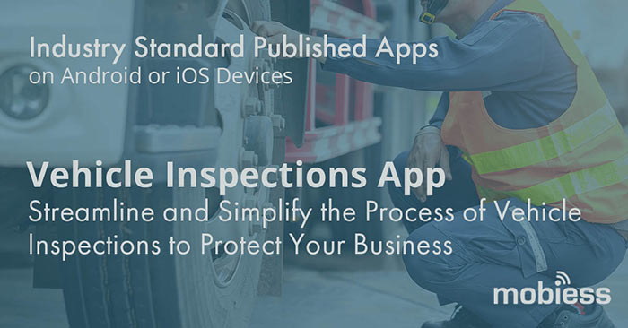 Vehicle Inspections App